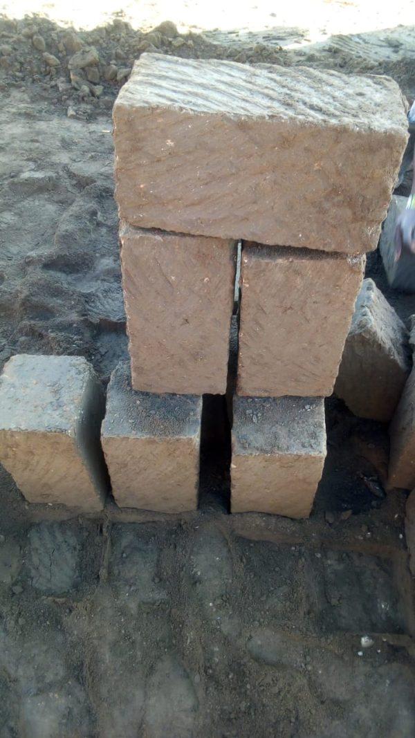 Ndarugo Machine cut stones