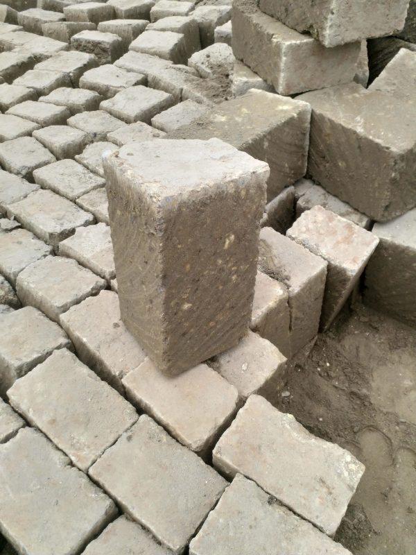 """9""""*9"""" machine cut stones"""