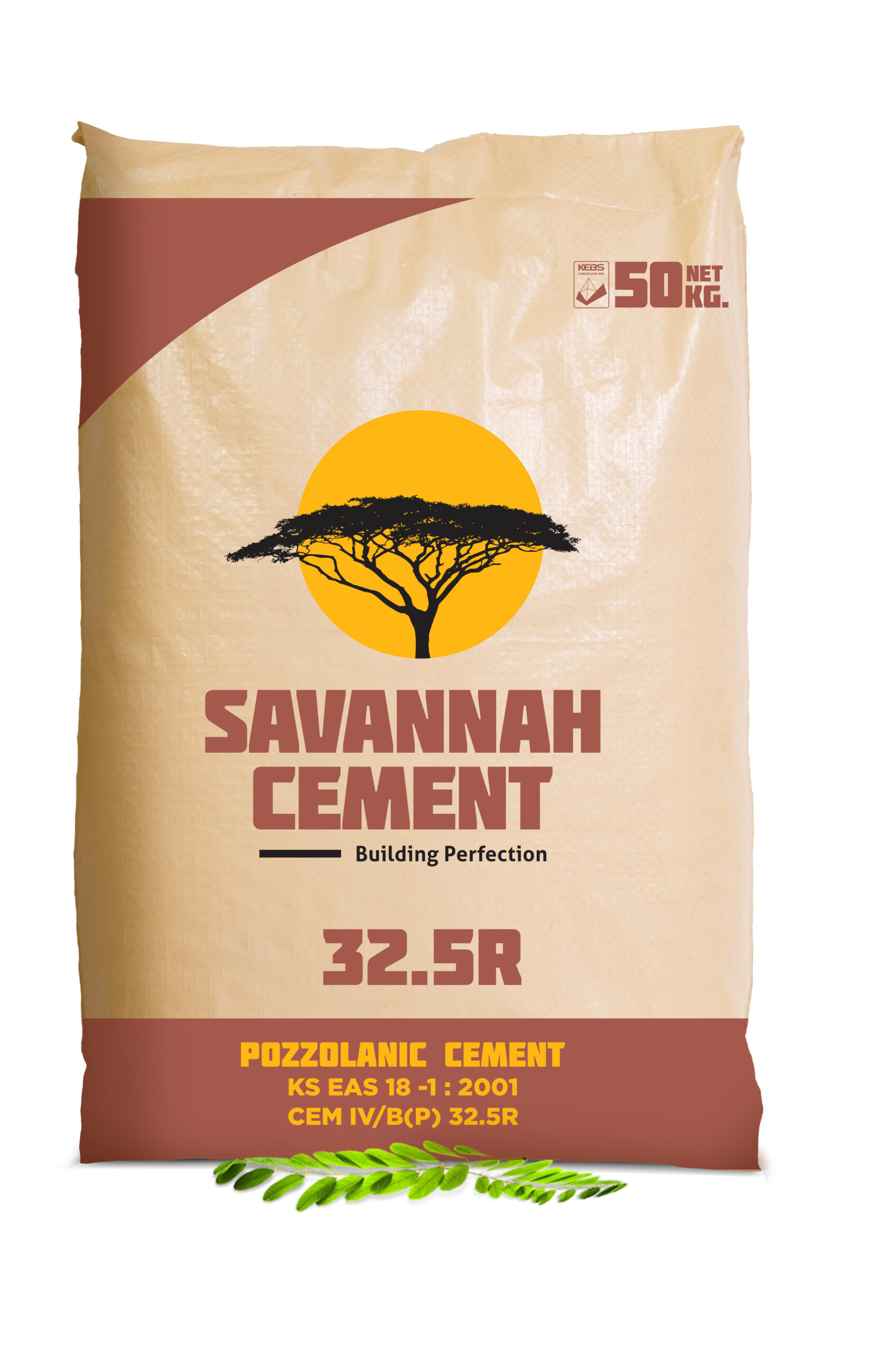 SAVANNAH CEMENT PPC 32.5R