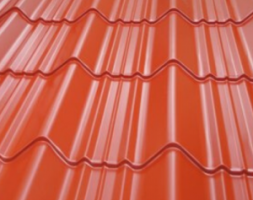 QUICK TILE RED GLOSS – sold per meter