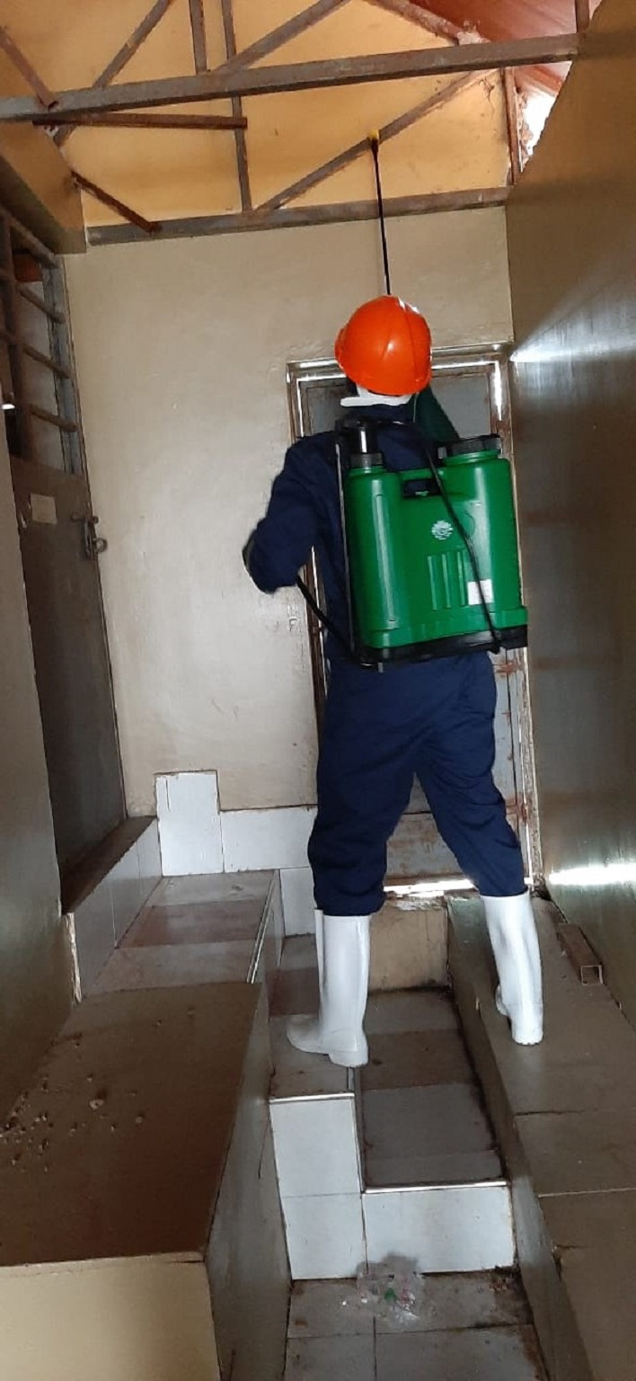 Cleaning Services, Landscaping & Fumigation