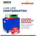 Chloride Solar Plug and Play Solution 100Ah
