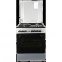 Von 7312NEG/VAC6S031UY 3 Gas + 1 Electric Cooker – Grey