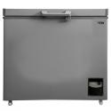Von VAFC-26DUS Showcase Freezer – Grey