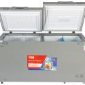 Von VAFC-45DXS Chest Freezers, 445L – Grey