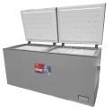 Von VAFC-50DHS Chest Freezers, 508L – Grey