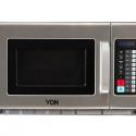 Von VAMC-34DGX Commercial Microwave Stainless Steel – 34L