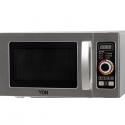 Von VAMC-25DGX Commercial Microwave Stainless Steel – 25L