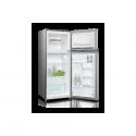 Von VART-17DHS Double Door Fridge 128L – Silver