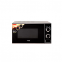 VON VAMS-20MGS Microwave Oven, Solo, 20L Mechanical – Silver