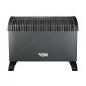 Von VSHK20NY Wall Mountable Convection Heater