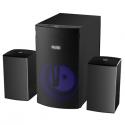 Von VES0802FS Subwoofer 2.1CH, Bluetooth, USB – 80W RMS