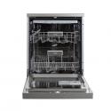Von VALZ-14FGS Dishwasher 14PS P.Memory – Silver