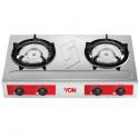 Von VAC7K204X Cast iron Grid Tabletop – Heavy Duty