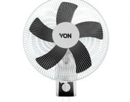 Von HFW660G/VSNC6610Y Wall Fan – Grey