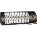 Von VSHJ18QK Quartz Heater, Wall Mountable, 1800W – Black