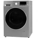 Von VAWD-106FGS Washer & Dryer Front Load 10/6 KG – Silver