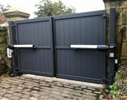 Electric Automatic Gate