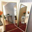 Rectangular mirrors