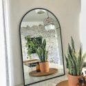 Arch Mirror 6x4ft