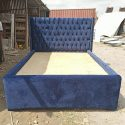 5×6 Solid Wood Bed