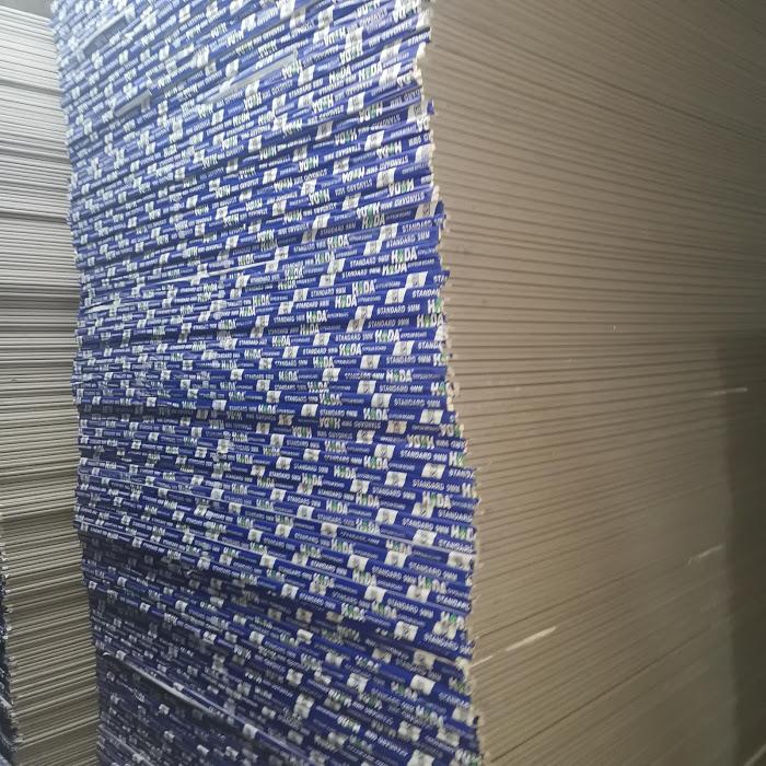 Gypsum board 1200 mm x 2400 mm x 9 mm HADA