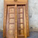 Hand Crafted Lamu Door