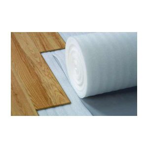 Laminated Flooring Underlay 2mm Thickness 1 M by 50 Meters