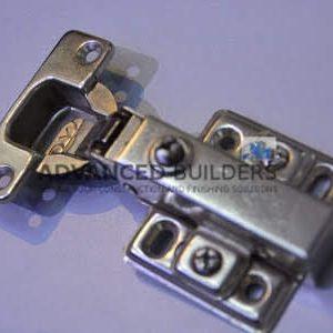 Malpha hinges hydraulic per pair